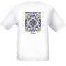 10115 Portuguese Tiles T-Shirt - Bicesse Tiles Merchandising