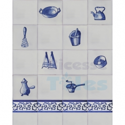 TC216 Traditional tiles compositions