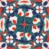 4807 Portuguese Arabic Cuenca Tiles