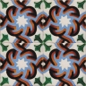 4802 Portuguese Arabic Cuenca Tiles