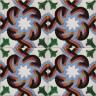 4802 Portuguese Arabic Cuenca Tiles