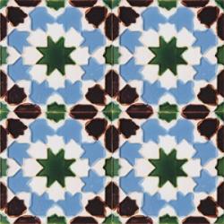 4813 Portuguese Arabic Cuenca Tiles