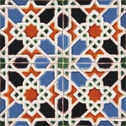 4811 Portuguese Arabic Cuenca Tiles