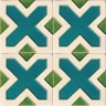5103 Portuguese modern handmade tiles