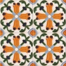 4803 Portuguese Arabic Cuenca Tiles