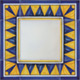BORDERS CORNERS TILES - Portuguese, Italian, Dutch, Spanish, decorative ceramic tiles azulejos