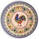 DECORATIVE TRADITIONAL PLATES - Portuguese hand painted artistic plates plate