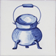 Blue and white Kitchenware Collection - Portuguese, Italian, Dutch, Spanish, decorative tiles  azulejos