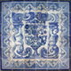 PORTUGUESE ANTIQUE TILES - XVII XVIII majolica panels murals azulejos
