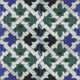 GEOMETRIC PATTERNS - Moorish Islamic Arabic decorative tiles