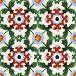 4801 Portuguese Arabic Cuenca Tiles