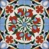 4806 Portuguese Arabic Cuenca Tiles