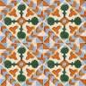 4805 Portuguese Arabic Cuenca Tiles